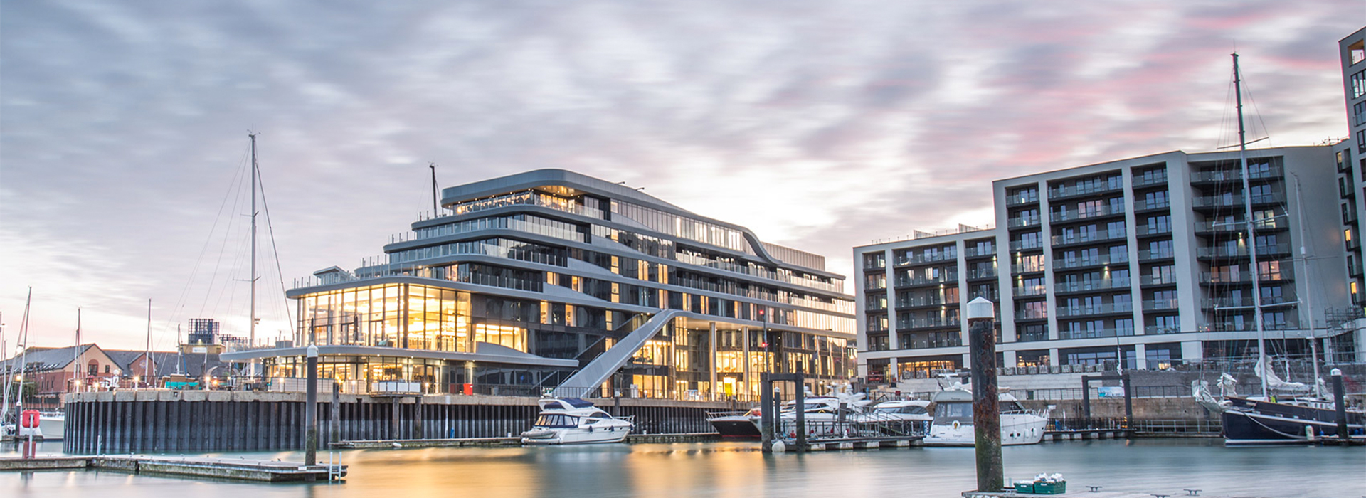 DELIVERING A LUXURY 5* WATERFRONT HOTEL & SPA